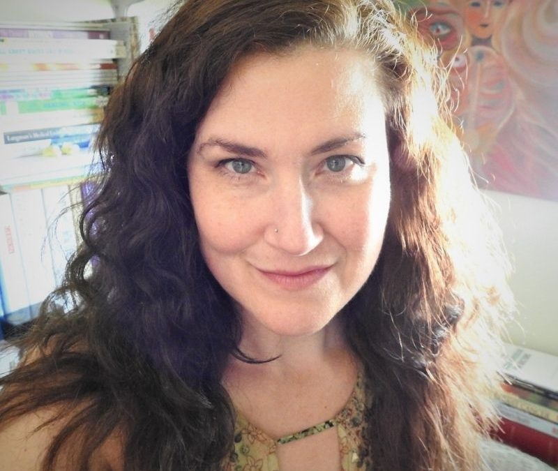 Ep. 030 – Amandha Vollmer on… wait for it… the Wonders of Urine Therapy!